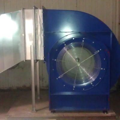 Heutrocknungsventilatoren aus der Range der Radialventilatoren